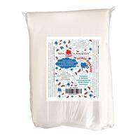 Пакет-чехол фасовочный Новое дыхание ПНД дышащий с перфорацией (70х110 см,50 штук в упаковке)