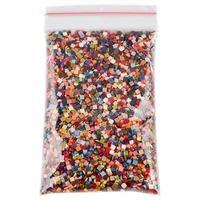 Пакет с замокм Zip-Lock 25x35 см 35 мкм (100 штук в упаковке)