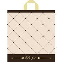 Пакет полиэтиленовый Перфекто Шик с петлевой ручкой 46х42 см (25 штук в упаковке)