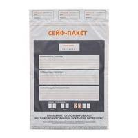 Cейф-пакеты (438х575 мм, 80 мкм, 100 штук в упаковке)